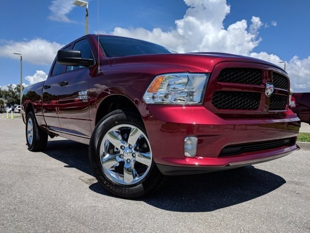 2019 Ram 1500 Quad Cab 4x2,  Pickup #S515705 - photo 2