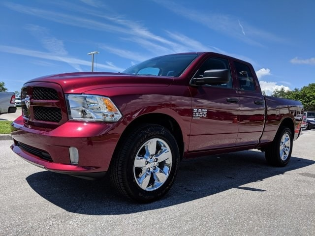 2019 Ram 1500 Quad Cab 4x2,  Pickup #S515705 - photo 7