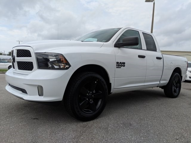 2019 Ram 1500 Quad Cab 4x2,  Pickup #S515709 - photo 7