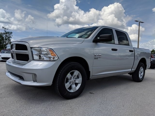 2019 Ram 1500 Crew Cab 4x2,  Pickup #S520915 - photo 7
