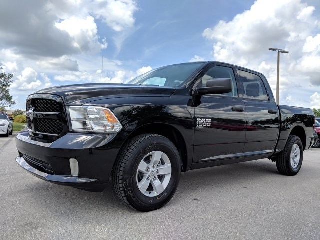 2019 Ram 1500 Crew Cab 4x2,  Pickup #S520918 - photo 7