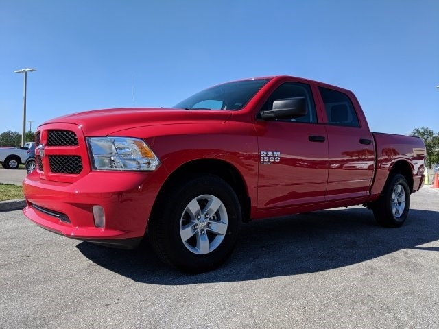 2019 Ram 1500 Crew Cab 4x2,  Pickup #S520920 - photo 7