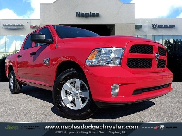 2019 Ram 1500 Crew Cab 4x2,  Pickup #S520920 - photo 1