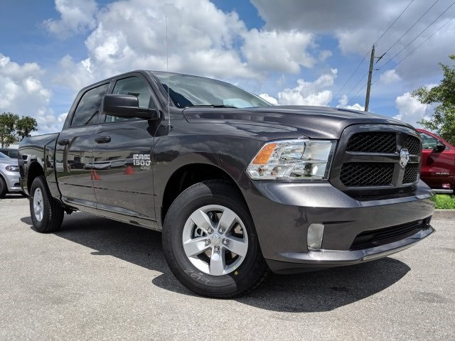 2019 Ram 1500 Crew Cab 4x2,  Pickup #S520923 - photo 3