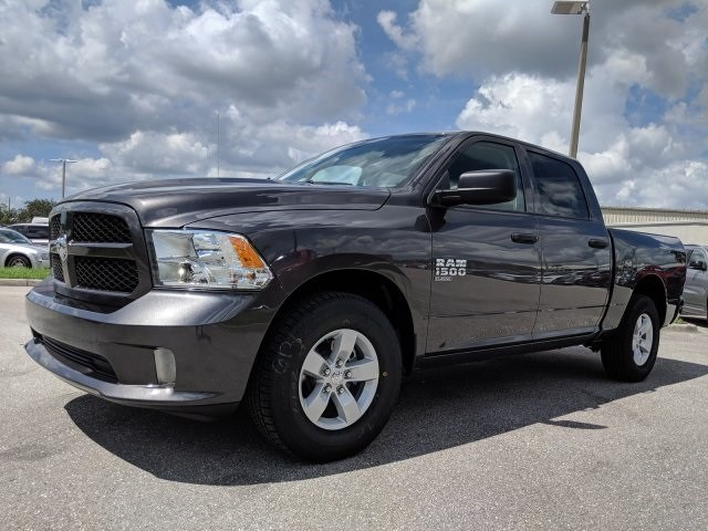 2019 Ram 1500 Crew Cab 4x2,  Pickup #S520923 - photo 7