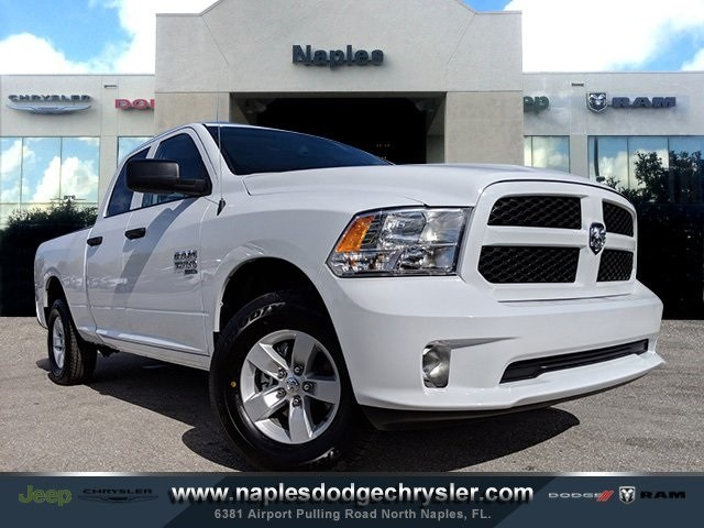 2019 Ram 1500 Quad Cab 4x4,  Pickup #S544520 - photo 1