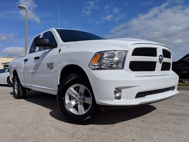 2019 Ram 1500 Quad Cab 4x4,  Pickup #S544520 - photo 2