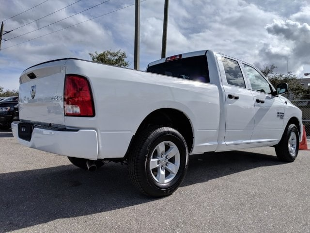 2019 Ram 1500 Quad Cab 4x4,  Pickup #S544520 - photo 4