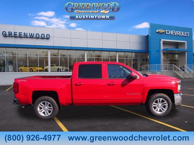2018 Silverado 1500 Double Cab 4x4, Pickup #J35292 - photo 3