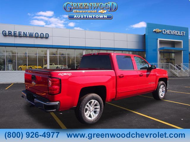 2018 Silverado 1500 Double Cab 4x4, Pickup #J35292 - photo 2