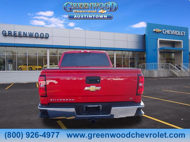 2018 Silverado 1500 Double Cab 4x4, Pickup #J35292 - photo 4