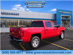 2018 Silverado 1500 Double Cab 4x4, Pickup #J35292 - photo 1