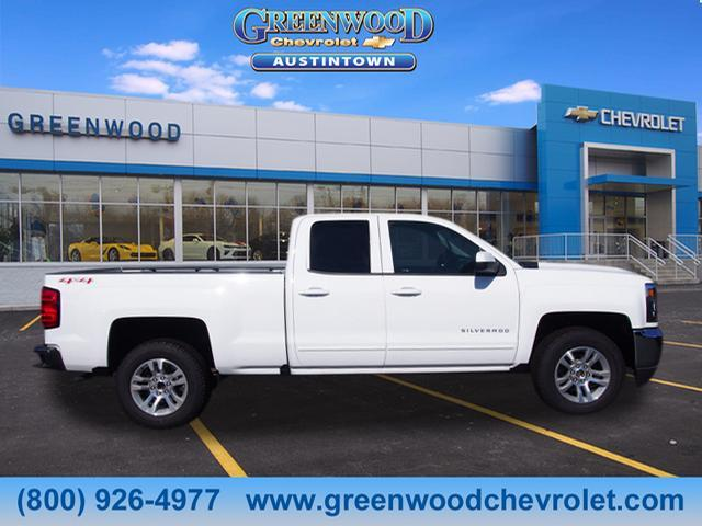 2018 Silverado 1500 Double Cab 4x4, Pickup #J35293 - photo 3
