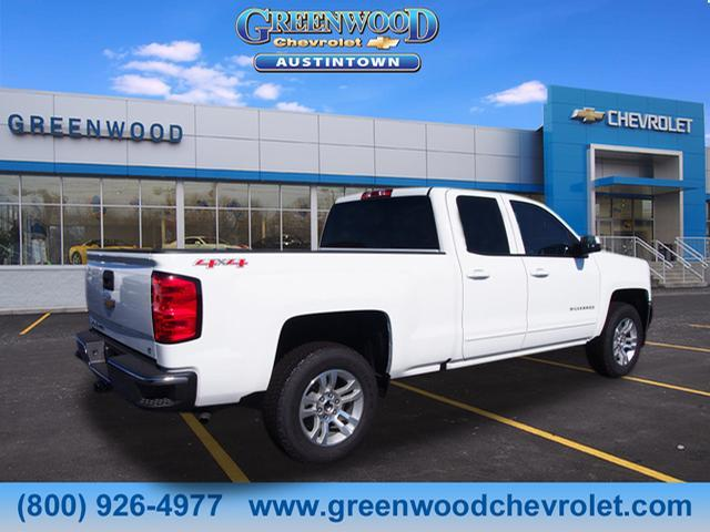 2018 Silverado 1500 Double Cab 4x4, Pickup #J35293 - photo 2