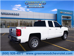 2018 Silverado 1500 Double Cab 4x4, Pickup #J35293 - photo 1