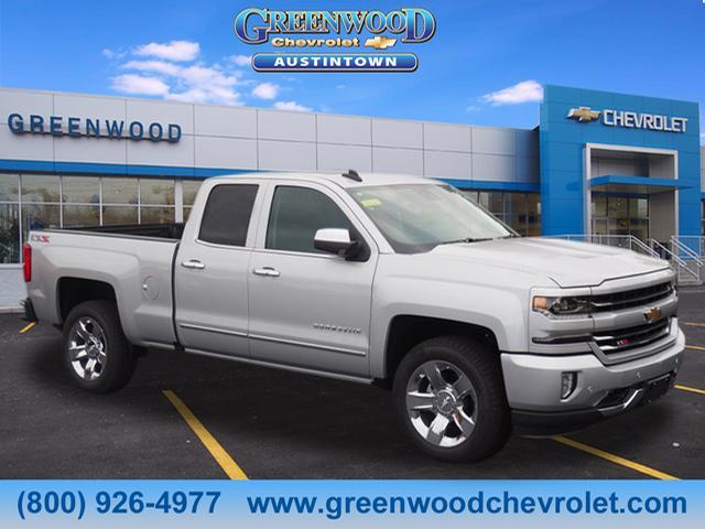 2018 Silverado 1500 Double Cab 4x4, Pickup #J35301 - photo 3