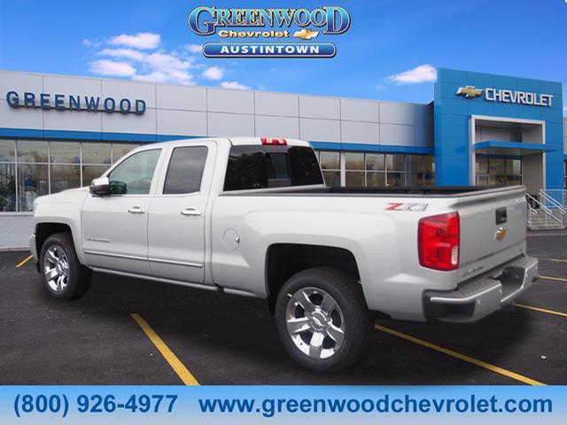 2018 Silverado 1500 Double Cab 4x4, Pickup #J35301 - photo 2