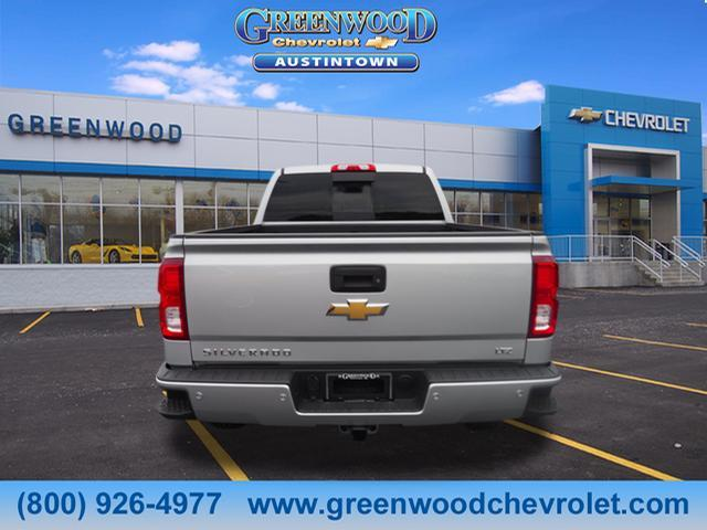 2018 Silverado 1500 Double Cab 4x4, Pickup #J35301 - photo 4