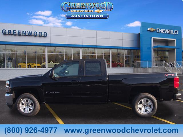 2018 Silverado 1500 Double Cab 4x4, Pickup #J35337 - photo 3