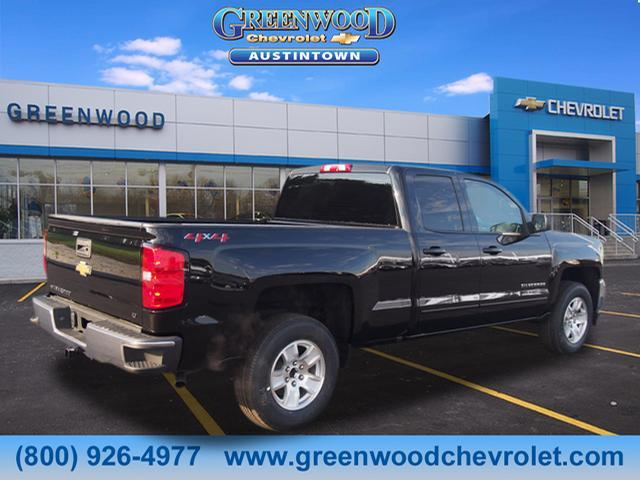 2018 Silverado 1500 Double Cab 4x4, Pickup #J35337 - photo 2