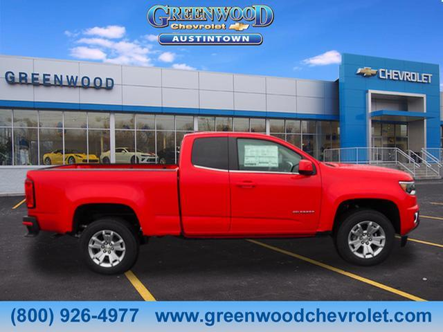 2018 Colorado Extended Cab 4x2,  Pickup #J35575 - photo 3
