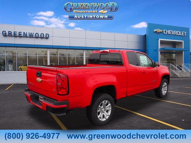 2018 Colorado Extended Cab 4x2,  Pickup #J35575 - photo 2