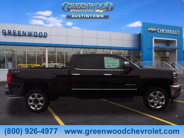 2018 Silverado 2500 Crew Cab 4x4, Pickup #J35745 - photo 3
