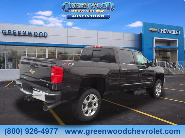 2018 Silverado 2500 Crew Cab 4x4, Pickup #J35745 - photo 2