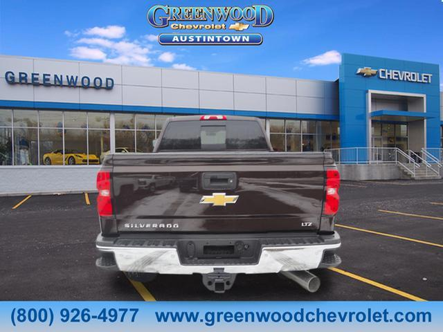 2018 Silverado 2500 Crew Cab 4x4, Pickup #J35745 - photo 4