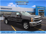 2018 Silverado 2500 Crew Cab 4x4, Pickup #J35745 - photo 1
