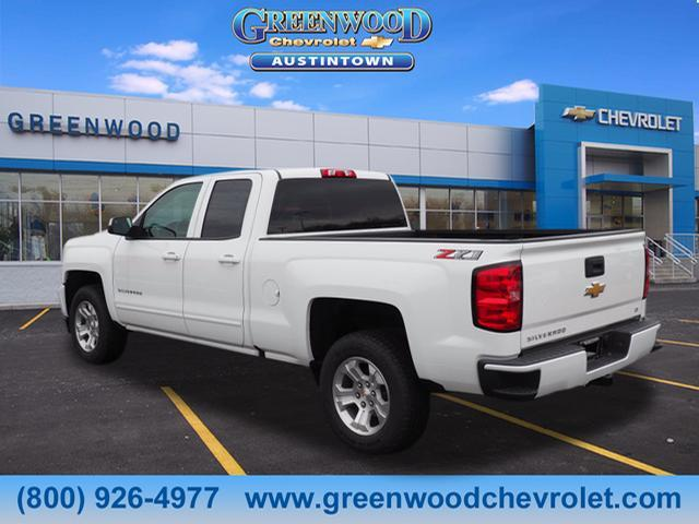 2018 Silverado 1500 Double Cab 4x4,  Pickup #J35751 - photo 2