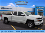 2018 Silverado 1500 Double Cab 4x4,  Pickup #J35751 - photo 1