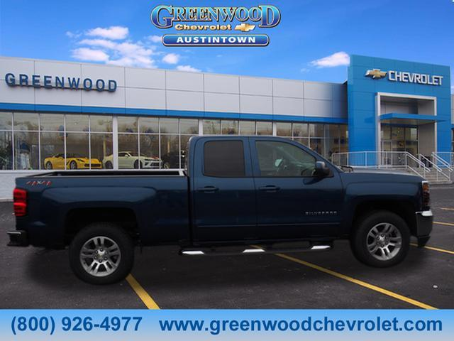 2018 Silverado 1500 Double Cab 4x4, Pickup #J35752 - photo 3