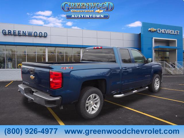 2018 Silverado 1500 Double Cab 4x4, Pickup #J35752 - photo 2