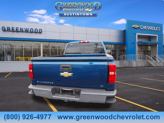 2018 Silverado 1500 Double Cab 4x4, Pickup #J35752 - photo 4