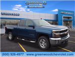 2018 Silverado 1500 Double Cab 4x4, Pickup #J35752 - photo 1