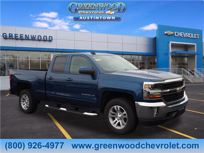 2018 Silverado 1500 Double Cab 4x4,  Pickup #J35763 - photo 3