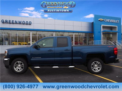 2018 Silverado 1500 Double Cab 4x4,  Pickup #J35763 - photo 1