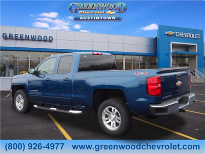 2018 Silverado 1500 Double Cab 4x4,  Pickup #J35763 - photo 2