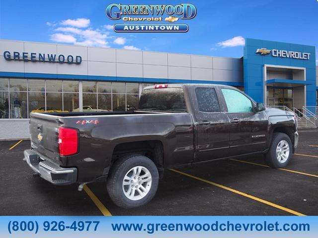 2018 Silverado 1500 Double Cab 4x4,  Pickup #J35809 - photo 2
