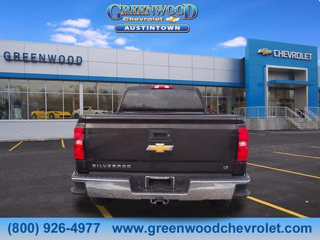 2018 Silverado 1500 Double Cab 4x4,  Pickup #J35809 - photo 4