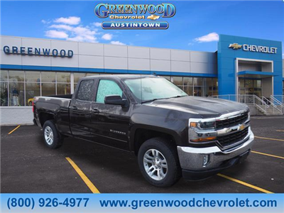 2018 Silverado 1500 Double Cab 4x4,  Pickup #J35809 - photo 1