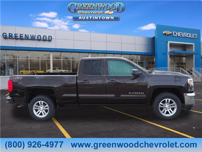2018 Silverado 1500 Double Cab 4x4,  Pickup #J35809 - photo 3