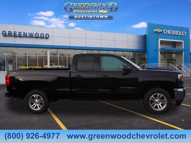 2018 Silverado 1500 Double Cab 4x4, Pickup #J35830 - photo 3