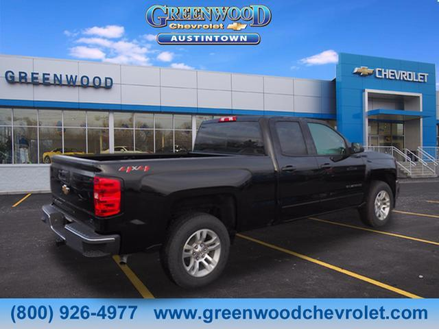 2018 Silverado 1500 Double Cab 4x4, Pickup #J35830 - photo 2