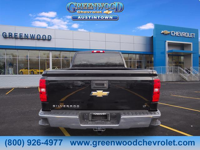 2018 Silverado 1500 Double Cab 4x4, Pickup #J35830 - photo 4