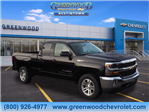 2018 Silverado 1500 Double Cab 4x4, Pickup #J35830 - photo 1