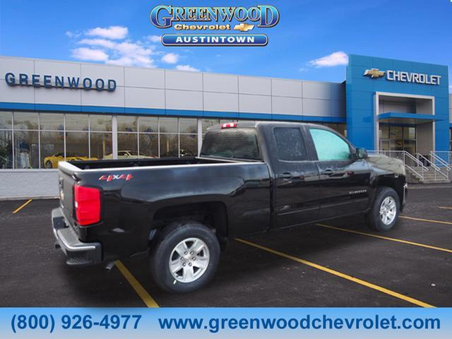2018 Silverado 1500 Double Cab 4x4,  Pickup #J35852 - photo 2