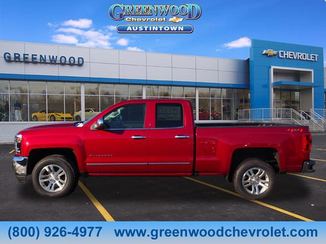 2018 Silverado 1500 Double Cab 4x4,  Pickup #J35856 - photo 3