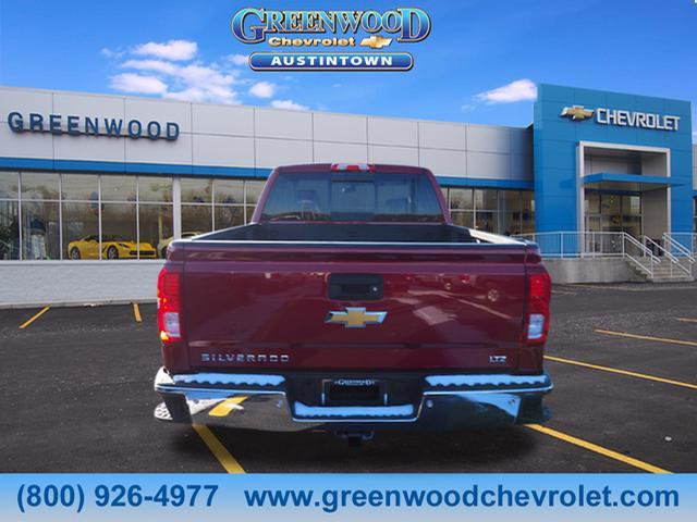 2018 Silverado 1500 Double Cab 4x4,  Pickup #J35856 - photo 2